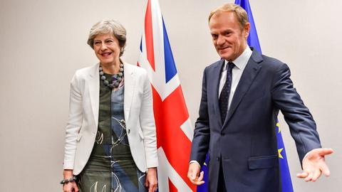 Brexit outcome is up to the UK, says Tusk