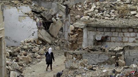 Schools reopen under Turkey's watch in Syria's Idlib