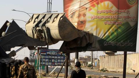 Why Kurdish independence in Iraq was doomed to fail