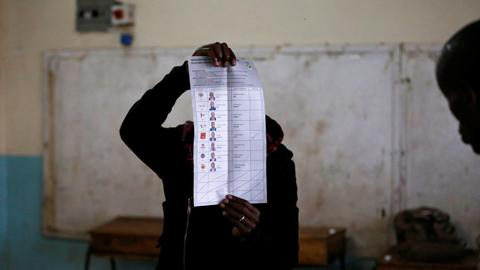 Kenya's controversial presidential election rerun marred by low turnout