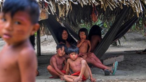 Amazon tribe vows to fight against mining companies