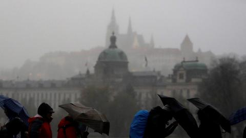 At least six killed as windstorm hits central Europe