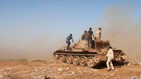 At least 15 killed in Libya air strikes
