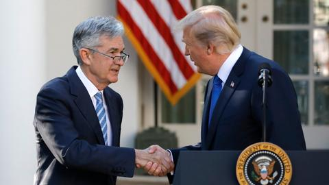Jerome Powell nominated to head US central bank