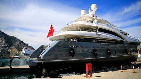 Antalya Free Zone becomes building hub of luxury yachts