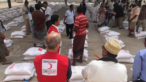 Turkey to boost humanitarian work: Red Crescent