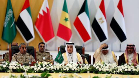 Saudi-led coalition closes air, sea and land access to Yemen