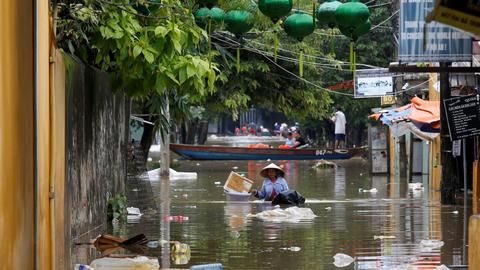Death toll from Vietnam storm rises to 69