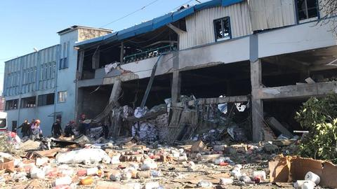 Blast in Turkish textile factory kills five