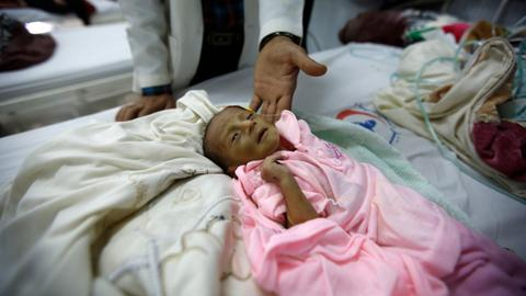 UN warns of famine with millions of victims if Yemen blockade isn't lifted