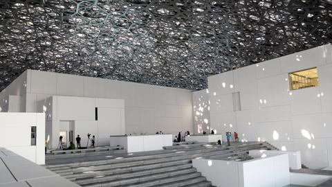 Louvre Abu Dhabi unveiled
