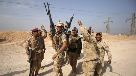 Iraqi forces launch offensive to recapture Daesh's last urban stronghold
