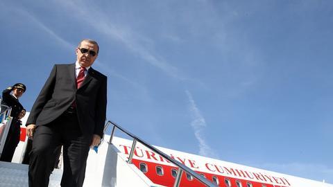 Erdogan's route: Russia, Kuwait and Qatar