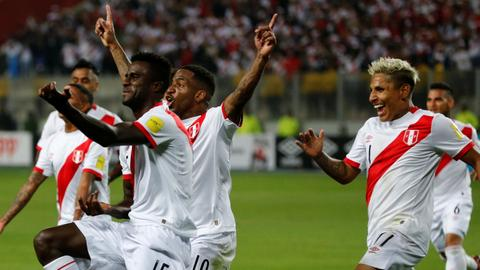 Peru book last 2018 World Cup spot, defeating New Zealand