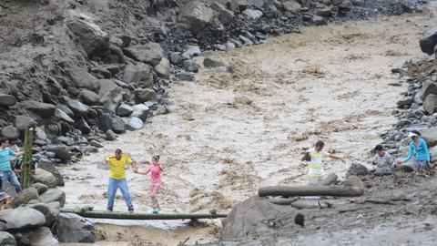 Climate change forces thousands of Colombians to move