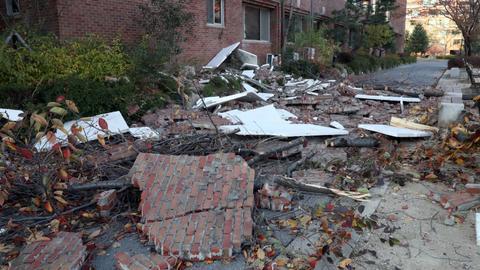 South Korea quake postpones 'life-defining' college exam