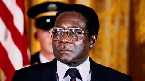 Robert Mugabe: 37 years and counting