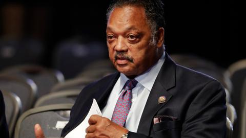Civil rights activist Jesse Jackson diagnosed with Parkinson's disease