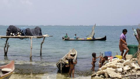Climate change puts Panama's Guna Yala at risk