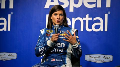 US racing driver Danica Patrick to retire after 2018 Daytona and Indy 500