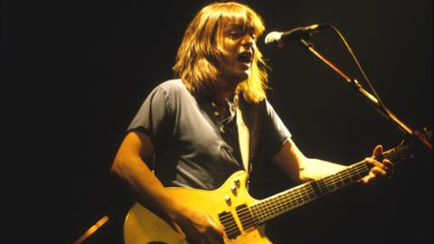 AC/DC guitarist Malcolm Young dies aged 64
