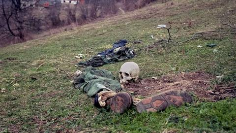 Thousands of Srebrenica massacre victims still unidentified
