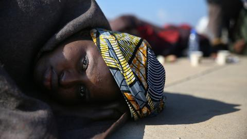 Libya opens investigation into slave market footage