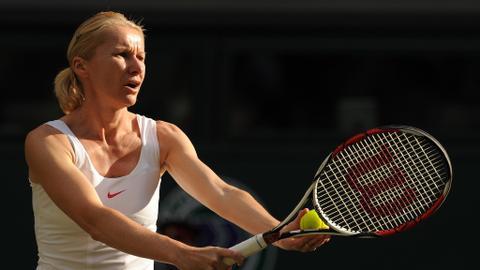 Former Wimbledon champion Jana Novotna dies at age 49