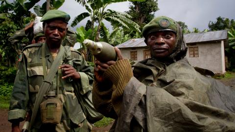 Clashes kill six people in eastern DR Congo