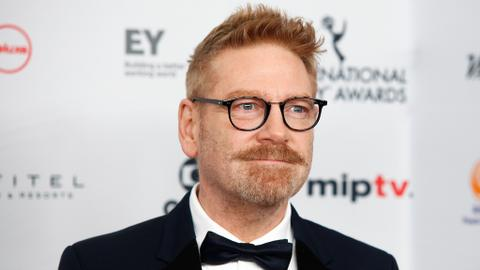 Branagh, Friel among winners at International Emmy Awards
