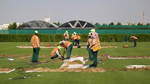 Qatar poised to host World Cup 2022 despite challenges