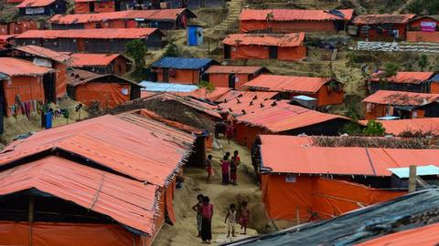 Amnesty accuses Myanmar of 'apartheid' against Rohingya