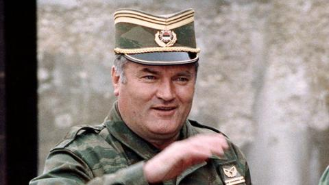 Hague to hand down verdict on ex- Bosnian Serb general Ratko Mladic