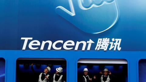 Chinese social media giant surpasses Facebook in market value