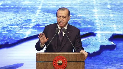 Erdogan says Turkey will develop nuclear energy