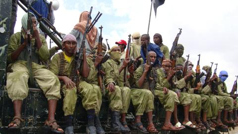 US air strike in Somalia kills more than 100 Al Shabab fighters