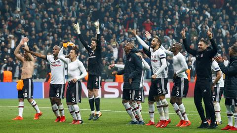 Besiktas draws with Porto to reach Champions League last 16