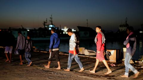 UNSC backs tougher action on trafficking after Libya slave 'auction' video