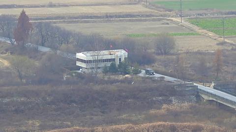North Korean defector regains consciousness
