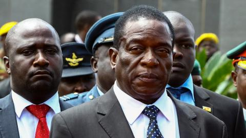 Who is Emmerson Mnangagwa - Zimbabwe's 'Comeback Crocodile'