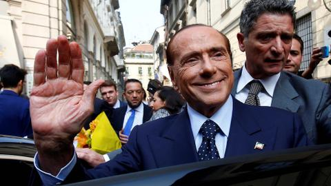 European rights court to decide on Italy's Berlusconi office ban