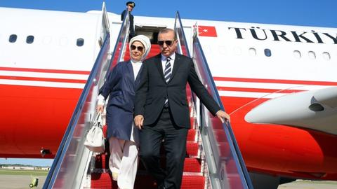 Turkey's President Erdogan will make first visit to Greece in 65 years