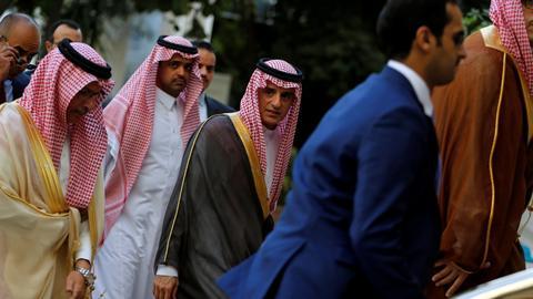 Saudi-led bloc adds NGO, scholars' union to Qatar 'terror' list