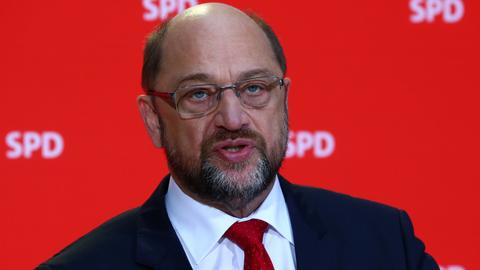 Germany's SPD to join talks on resolving government impasse
