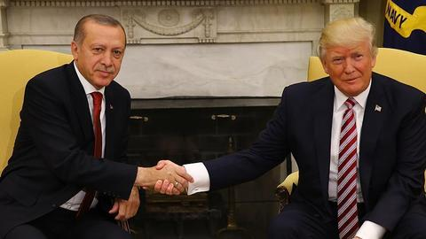 Turkey says Trump told Erdogan weapons won't be supplied to YPG