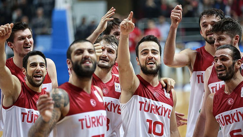Turkey beats Latvia in basketball World Cup qualifier