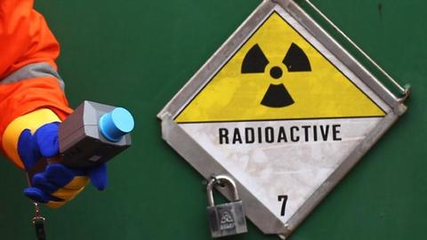 Russia acknowledges surge in radiation over Europe