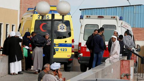 Turkey observes a day of mourning for Egypt mosque attack