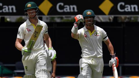 Australia thrash England in Ashes opener