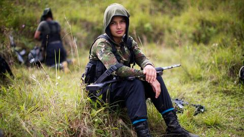 Peace in Colombia fragile a year after historic FARC deal
